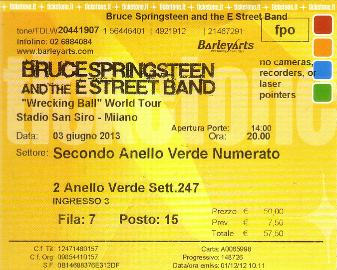 my_ticket_the boss_to_milan_2013